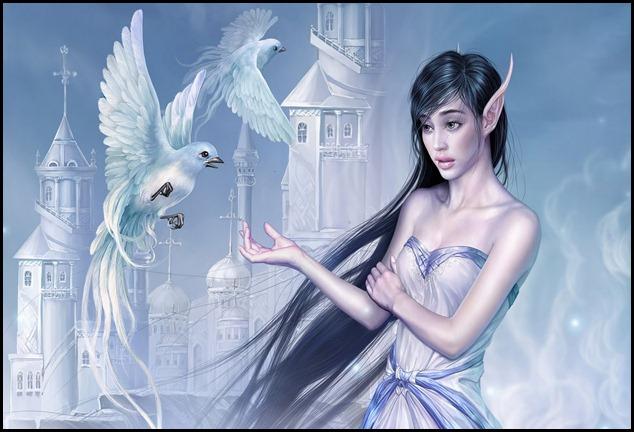 fantasy beauty girls