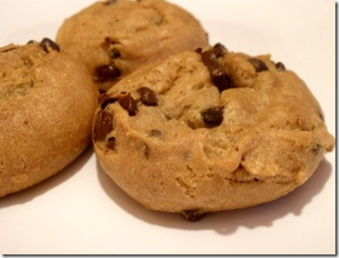 Immaculate cookies - baked