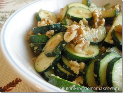 zucchini with walnuts 2