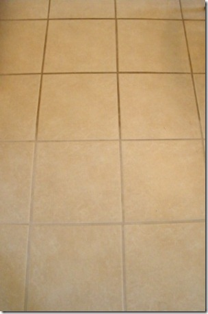 clean & dirty grout