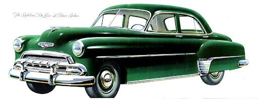 Chevy 1952