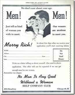vintagedatingadvertising