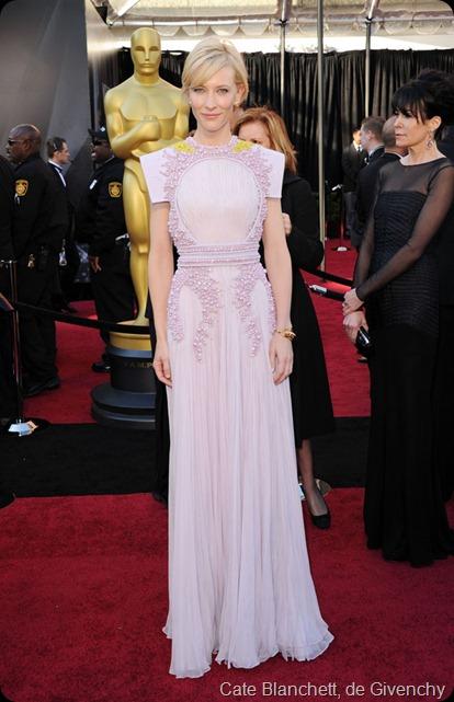 Cate Blanchett, de Givenchy