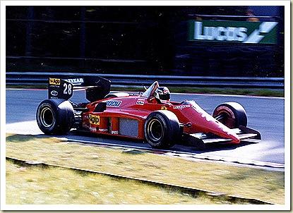 Ferrari 156 85