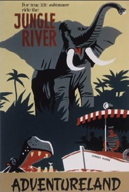 Disneyland_Jungle_River_poster