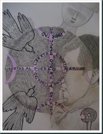 Hector Llaitul o libertad al pueblo mapuche