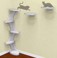 prateleira para gato