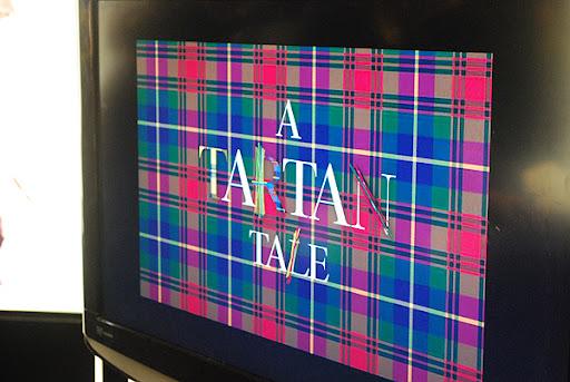 Evento: Mac Tartan Tale Collection