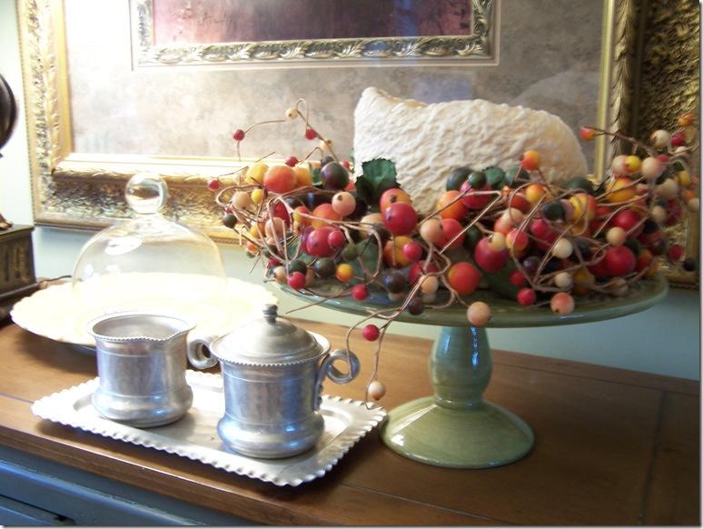 Strawberry Crepes and Sugar Creamer Set 017