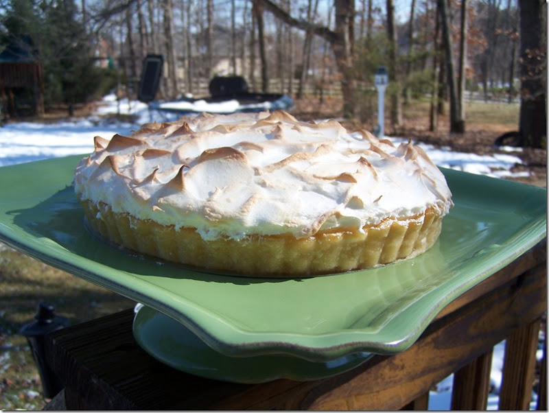 Lemon Meringue Tart 028