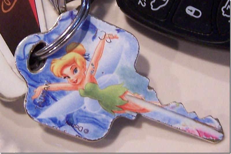 Tinker Bell Key 003