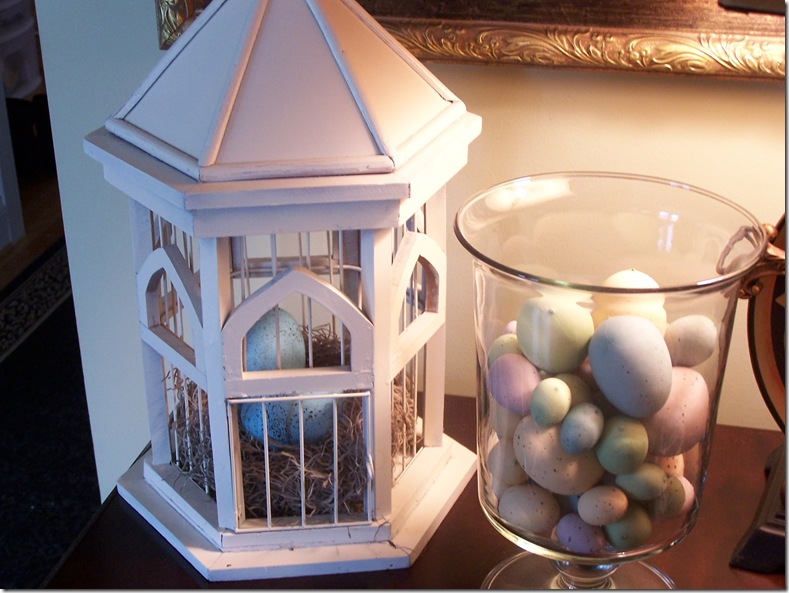 Easter Egg and Bird Cage 014