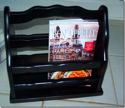 Magazine rack 002