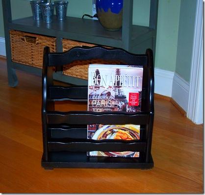 Magazine rack 001