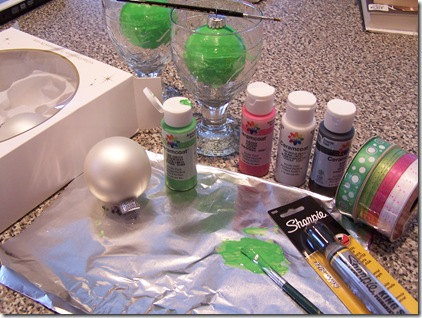 Christmas Crafts - Bulbs 003