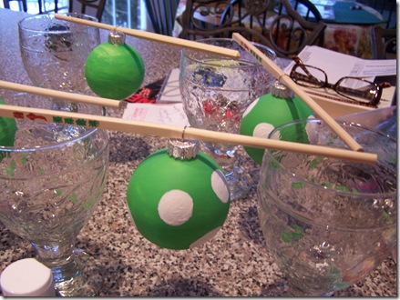 Christmas Crafts - Bulbs 011