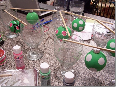 Christmas Crafts - Bulbs 013