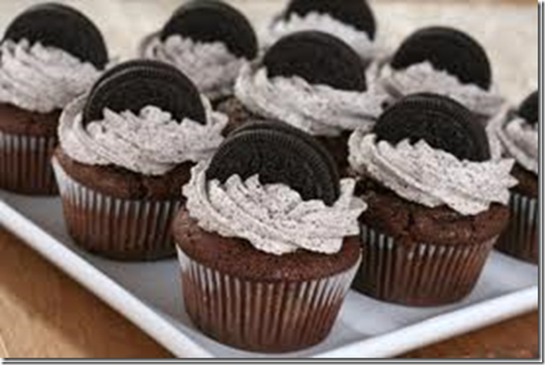 So the plan is to make a batch of these! Oreo Deliciousness. No fancy ...
