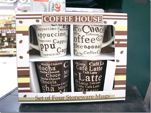 Coffee Cup Mugs 001
