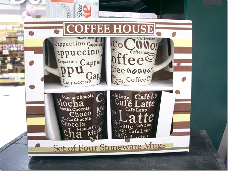 Coffee Cup Mugs 001
