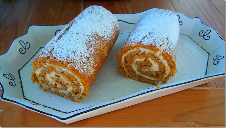 Pumpkin Roll and Goodwill Art 009
