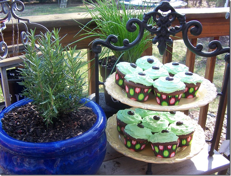 St. Pat&#39;s Cupcakes 008