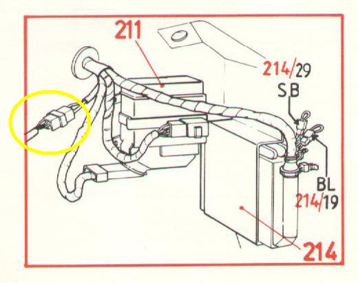 240 swapping b230f instead of b230k turbobricks forums 1993 volvo 240 wiring-diagram i threw away solex cisac b230k and installed '89 lh2 4 into '89 200 but cannot figure out what is this additional 9pin connector carrying from ecu and ign