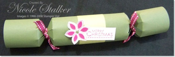 Project 9 - Christmas Cracker