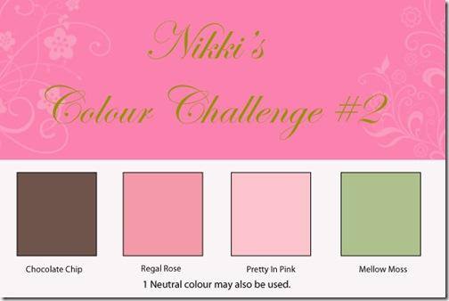 Colour Challenge #2