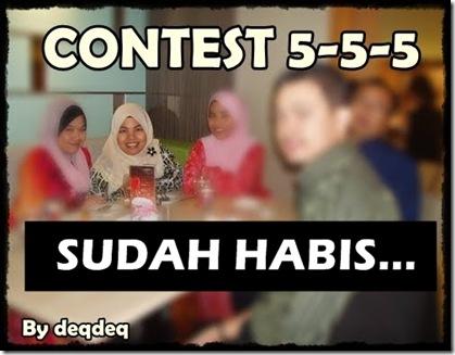contest 555 TAMAT