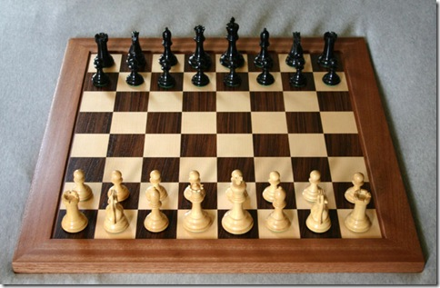 Chess board and Set
