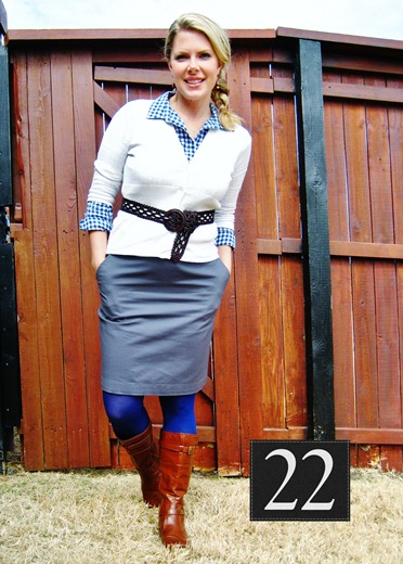 day 22 outfit