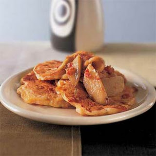 Apple Cheddar Pancakes Recipes