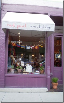 red purl 3