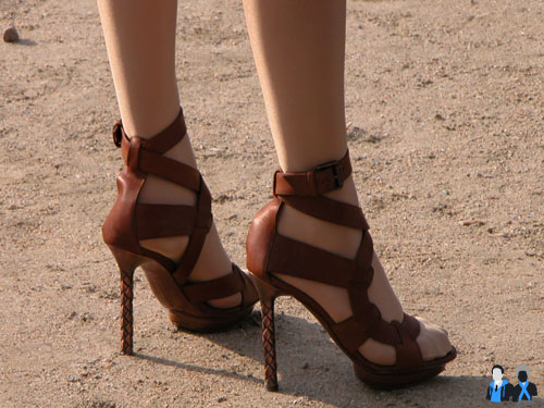 paris fashion week shoes