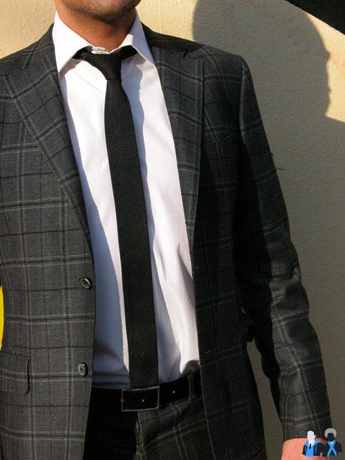 cravate chaussette