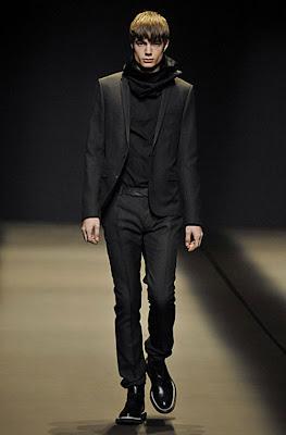Dior Homme automne 2009