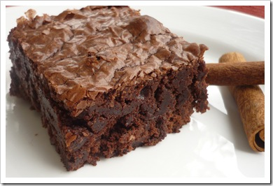 cinnamon brownies 005