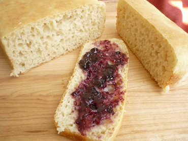 English Muffin Bread 001