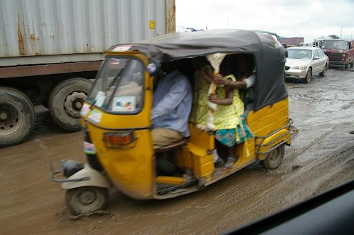 西非行之奈及利亞