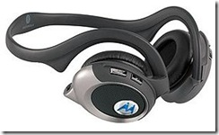 Motorola H 98689 T820 Bluetooth Stereo Headset