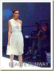 Swarovski at Audi Fashion Festival Jayson Brunsdon Dress 06