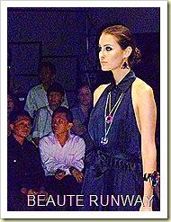 Swarovski at Audi Fashion Festival Jayson Brunsdon Dress 02
