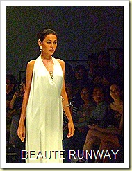 Swarovski at Audi Fashion Festival Jayson Brunsdon Dress 03