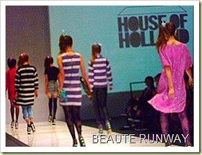 House of Holland at Audi Fashion Festival 2010 22