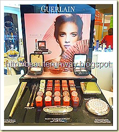 Guerlain Spring 2010 chery blossom collection