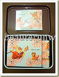 Paul & Joe Alice In Wonderland Day Dream Set