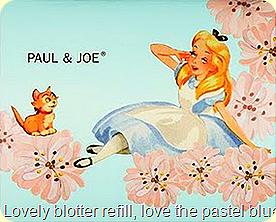 Alice in wonder daydream blotter refill