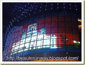 capitaLand facade lights 2