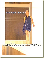 karen millen spring summer fashion show 30